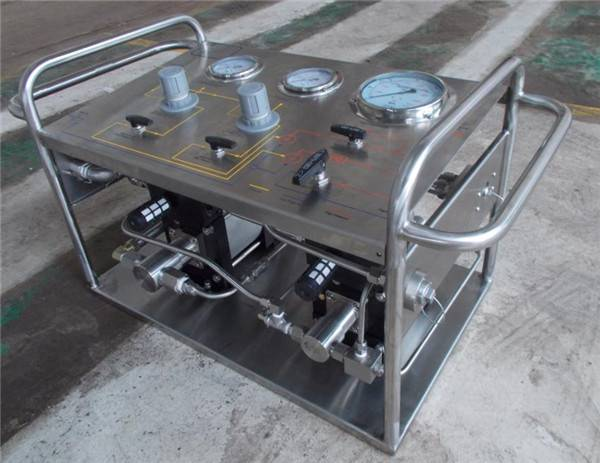 Chemical Dosing Pump Manufacturers Cylinder Pressure Tester
