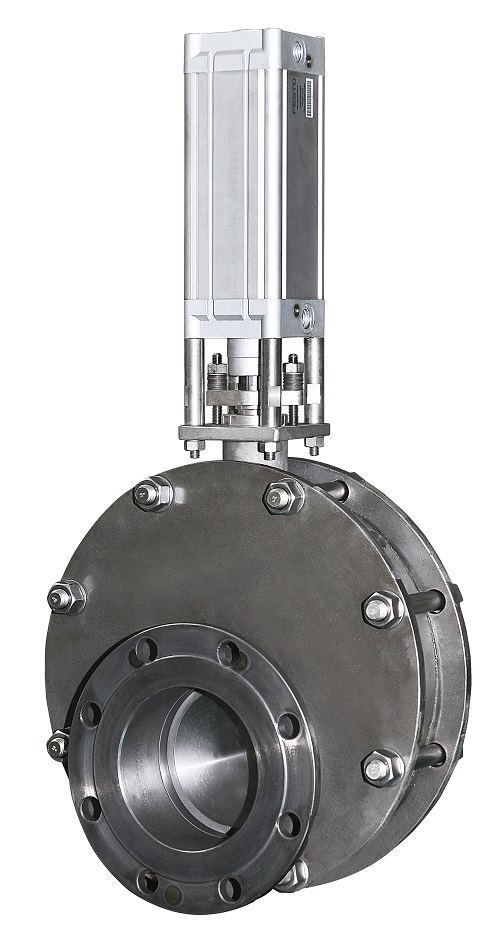 Self Lapping Valve for Polysilicon, Fly-ash, Coal & Cement conveying system