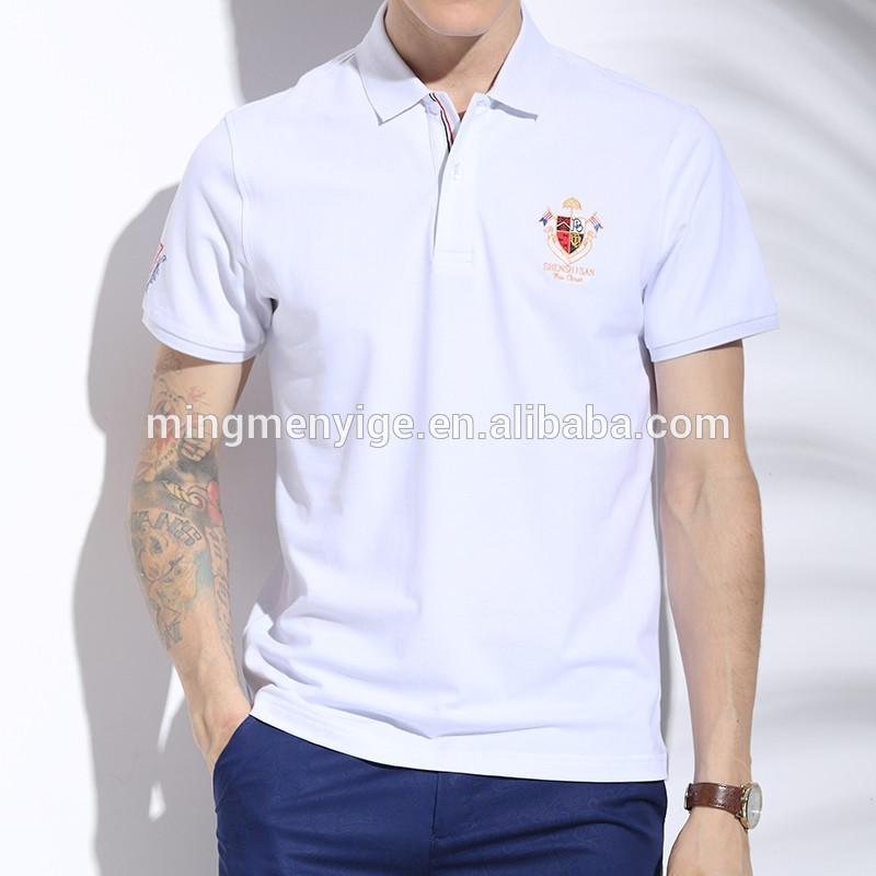 Export Quality Plain T Shirt Polo for Men