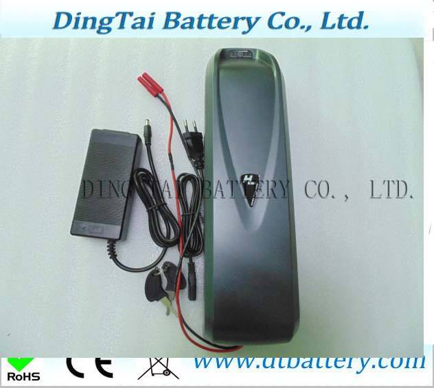 high quality 750w 1000w 52V 14Ah high power lithium ion battery e-bike battery