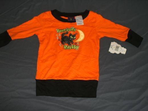Kids LS T-shirt  with Embo