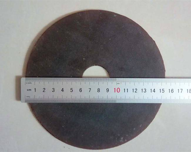 Brake Cable Cutting Disc No Net  Rubber Bonded