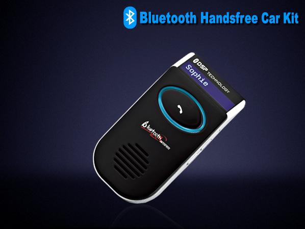 Sell car bluetooth kit (SSBL-60)