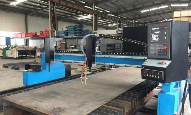 Servo motor Gantry cnc gas plasma cutting machine 300012000mm