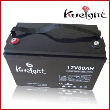 AGM battery 12V 80Ah