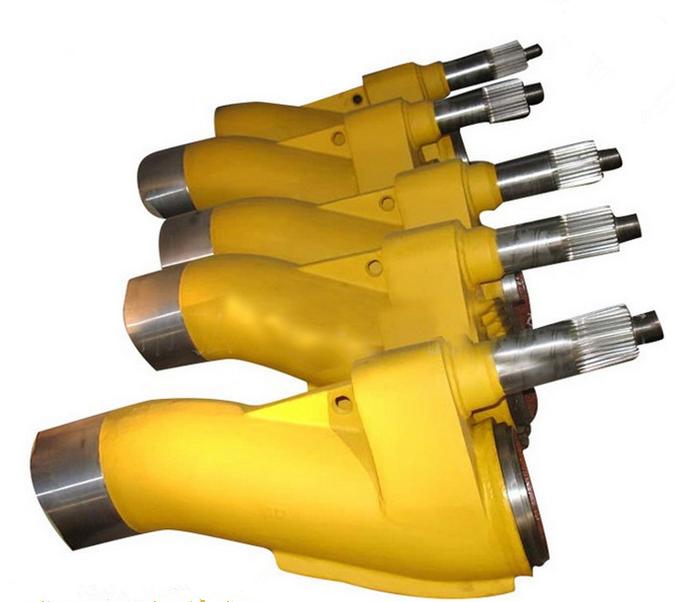 Good quality concrete pump spare parts S valve price