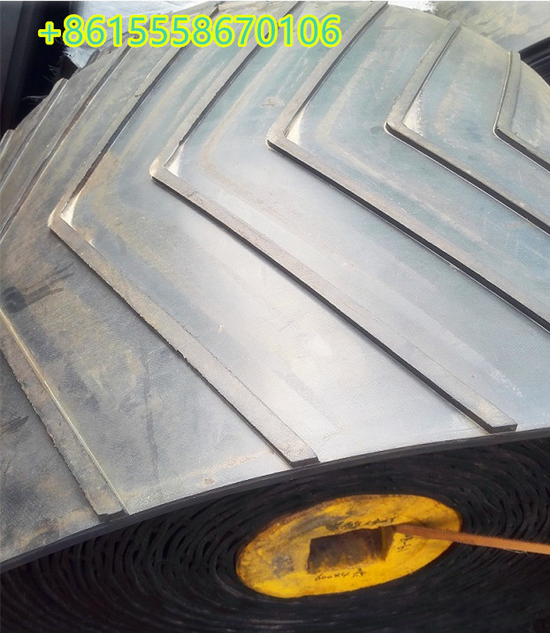 China Supplier Pattern Chevron Conveyor Belt