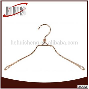 Multicolor Rose Gold Hanger For Clothes