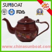 Chinese Traditional Zakka Enamel Tea Kettle/Teapot/Coffee pot