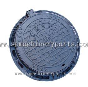 China trade foundry custom high quality venthole cover for sewer system