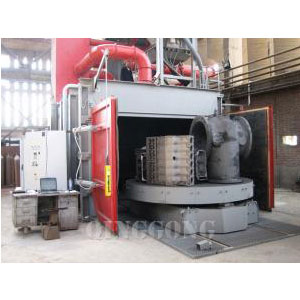 TROLLEY SHOT BLASTING MACHINE