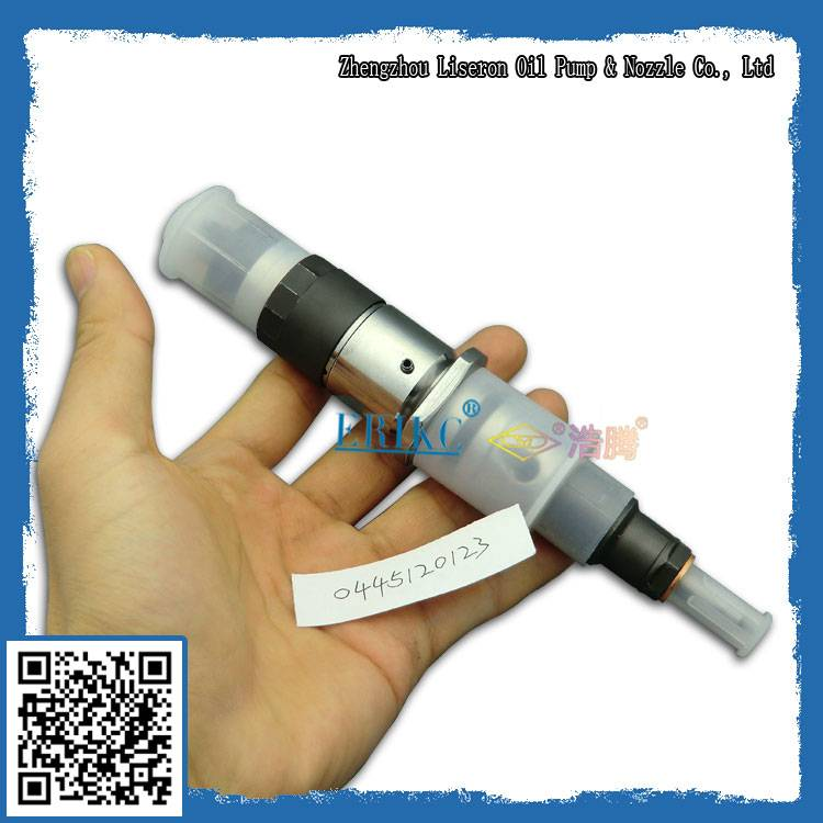 quality injector 0445120123 for fuel injector pump; 0445 120 123 fuel injectors for sale