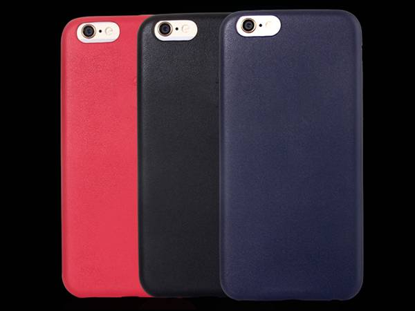 IP6S51 Leather Back Cover for iPhone 6/6s