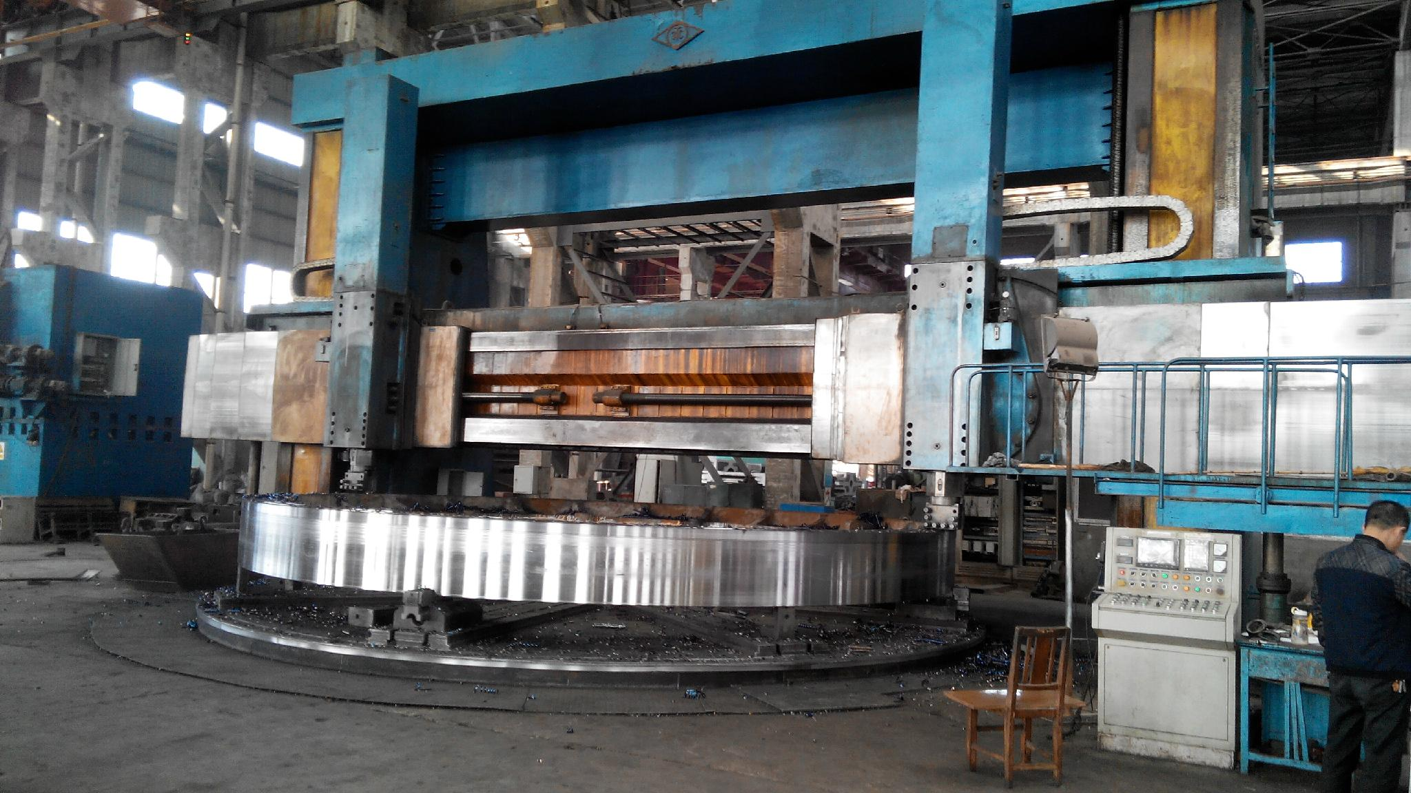 Slewing bearing for oversea excavator