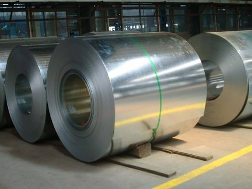 Hot-Dip Zinc Coated Steel Sheet in Coil From CJC STEEL Professional Manufacturer