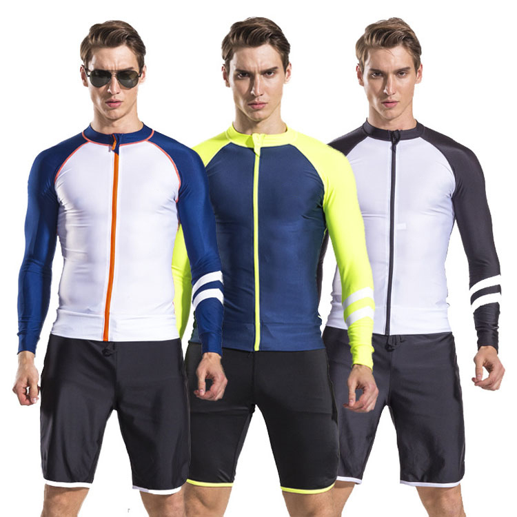 best 100% nylon rash guard shirts rash guard men rash guard swimwear