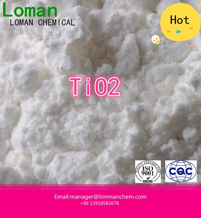 High Purity Anatase Titanium Dioxide with Formula TiO2 and Cas No 13463-67-7 for Industry