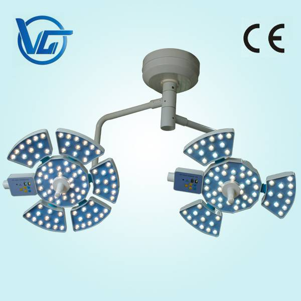 CE marked Ceiling surgical head lamp