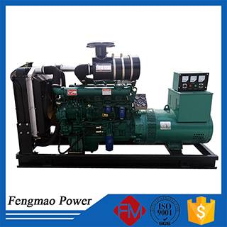 3 phase diesel power generator set