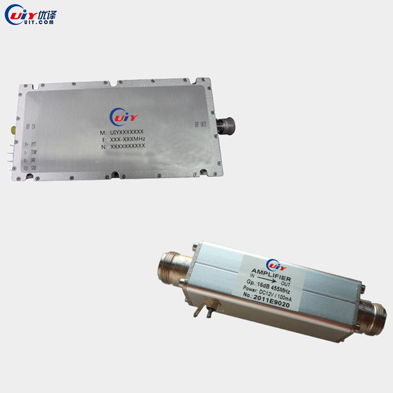 RF Amplifier Power Amplifier Low Noise Amplifier