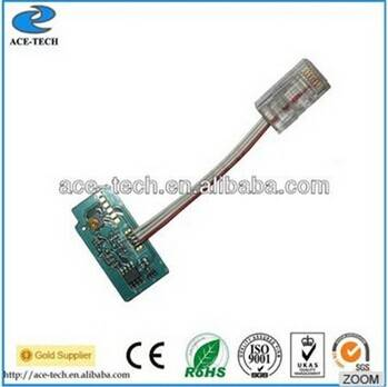 CLX8380A Hot Sell High Capacity Color Toner Cartridge Chip for Samsung CLX8380ND Laser Printer Toner