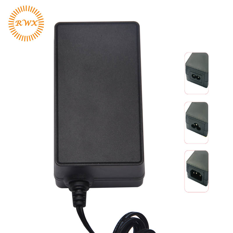 AC to DC power adapter desktop type 12v 5a 60w