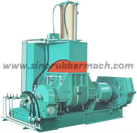 Intensive Mixer For Rubber