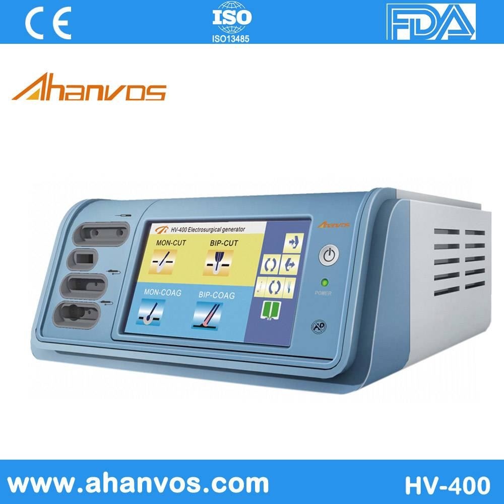 Bipolar Electrosurgical HV-400 LCD with High Quality and Popularity