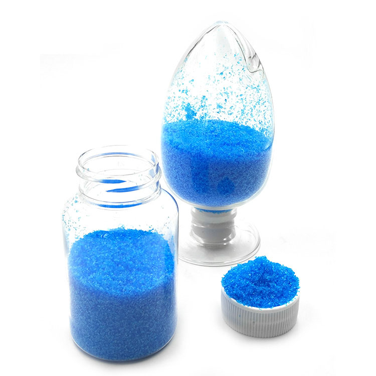 China supplier supply pure cupric sulphate solution