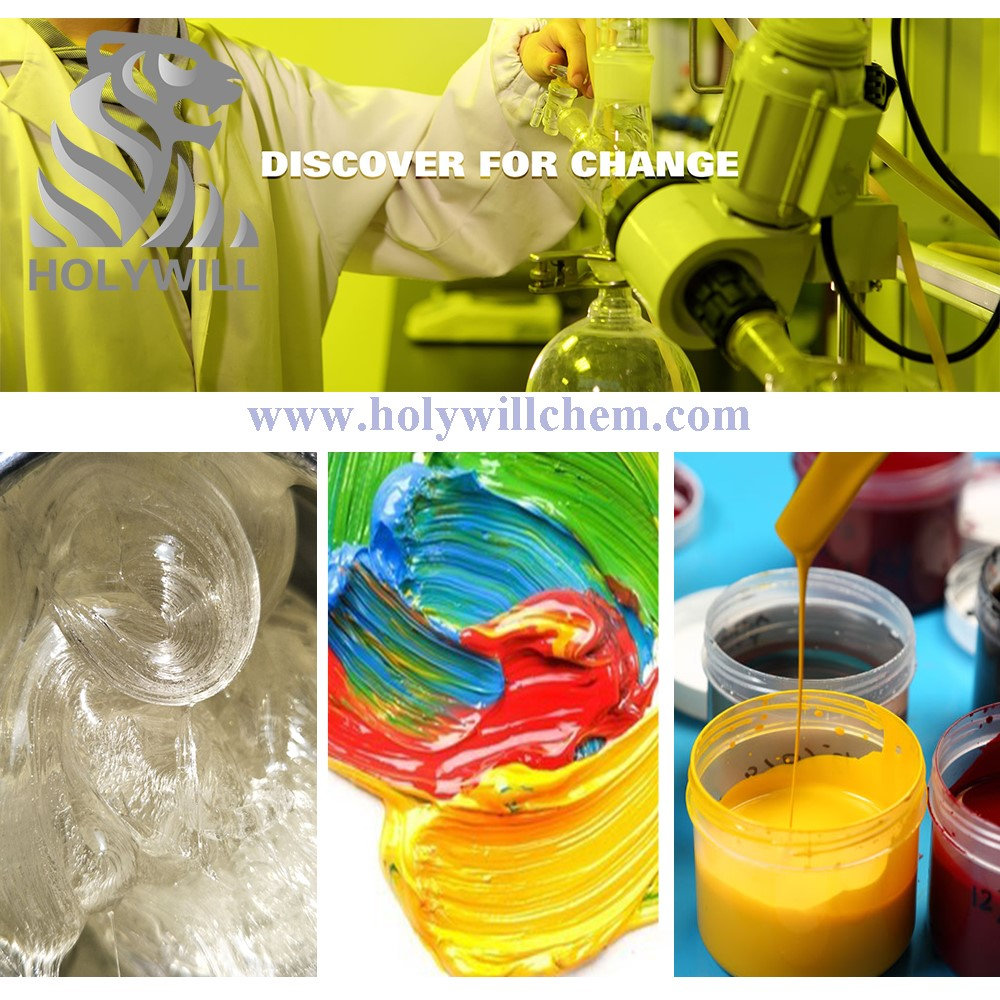 Green Pollution-Free UV Offset Ink Resin from China Manufacturers