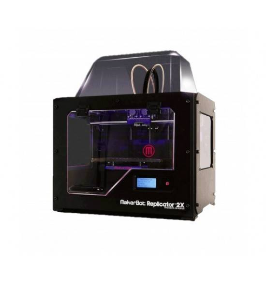 Sale MakerBot Replicator 2X Dual Extrusion 3D Printer