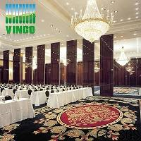 quality and quantity assured restaurant movable partition wall
