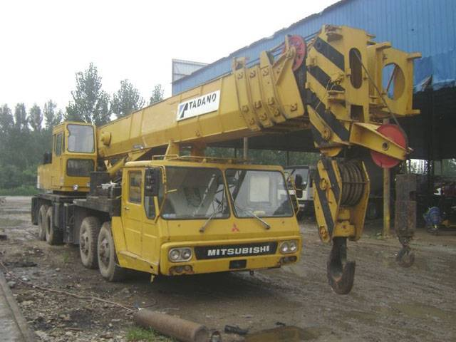 Tadano Crane TG 500E-3  +8618221102858