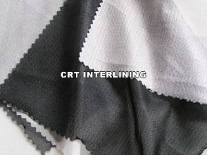 Circular-Knit Fusible Interlining (Sale over 300,000m /month)