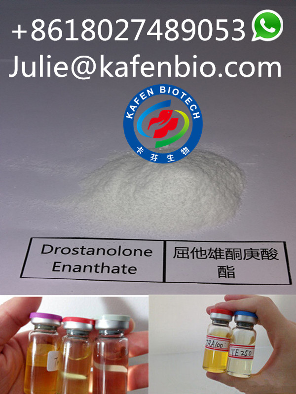 Sell 99% Purity Masteron Drostanolone Propionate 521-12-0 For Muscle Mass Increase