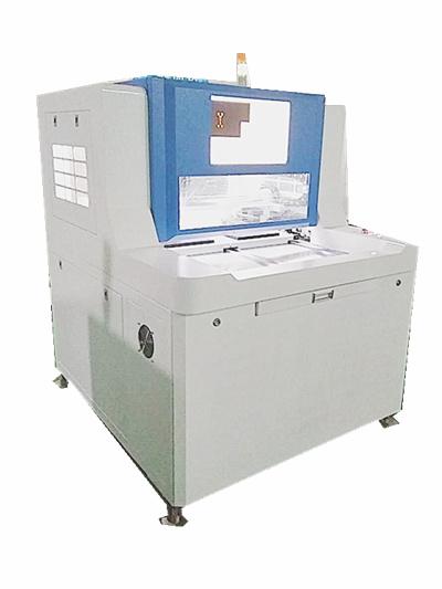 ASC pcb router curve separator machine