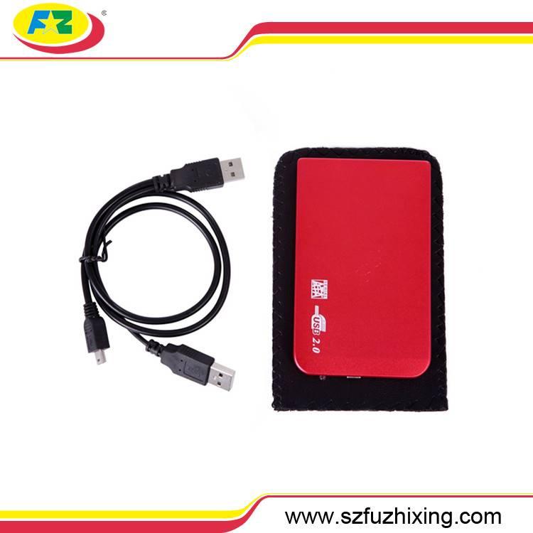 USB 2.0 SATA HDD Enclosure