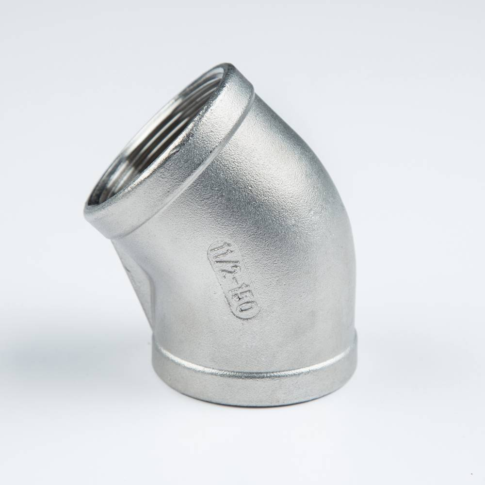 stainless steel pipe fittings, thread pipe fittings