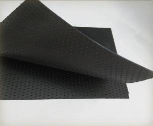 HDPE Geomembrane with textured surface