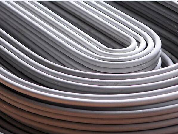 Stainless U Bended Steel Tube