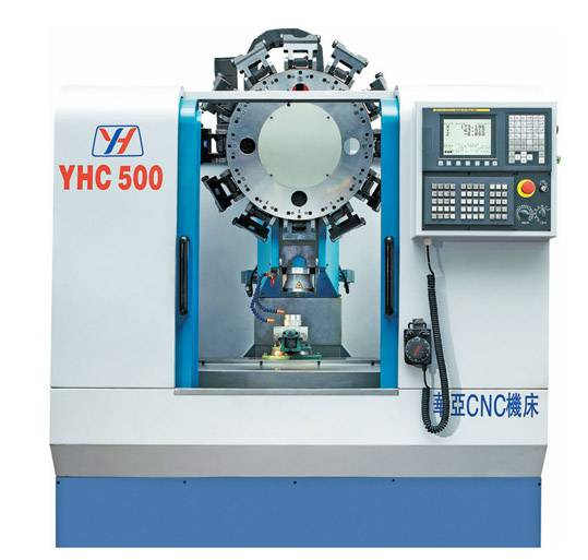 High-speed CNC Tapping Center