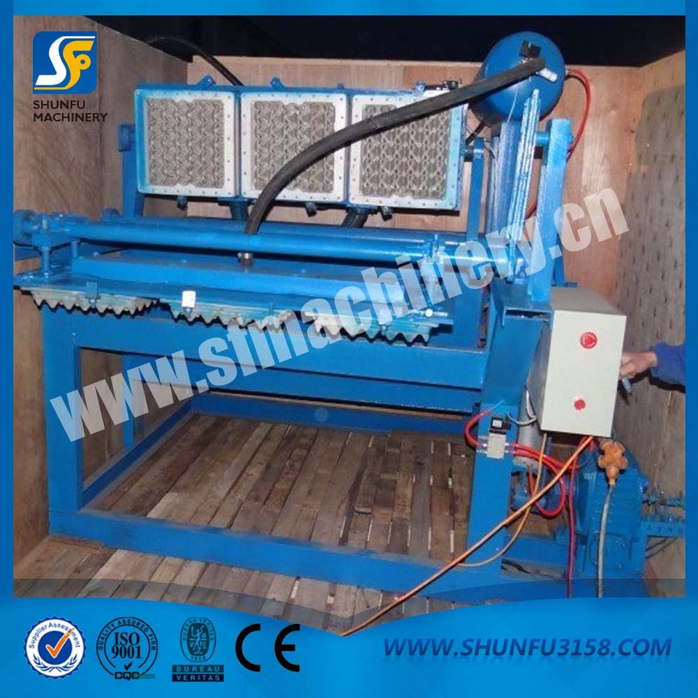 Top Performance Paper Egg Tray Machines/Fruit Tray Making Machine