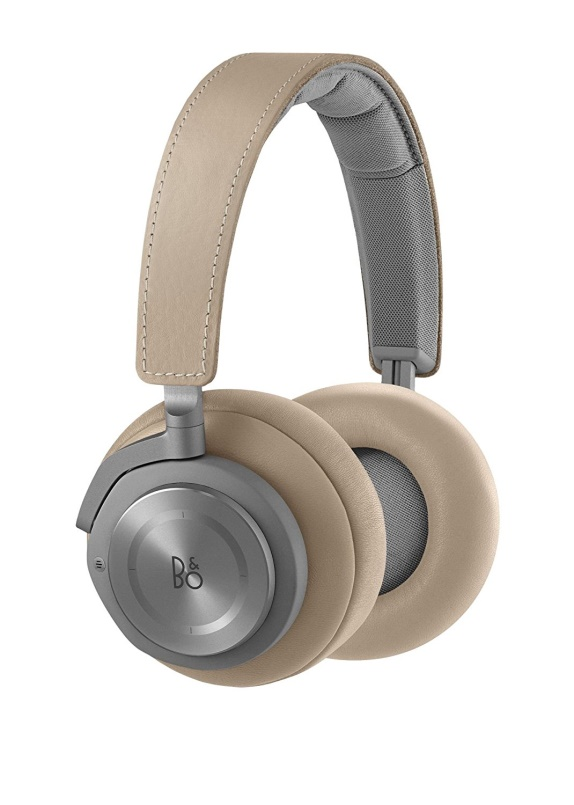 B&O PLAY by Bang & Olufsen Beoplay H9 Wireless Over-Ear Headphone with Active Noise Cancelling, Blue