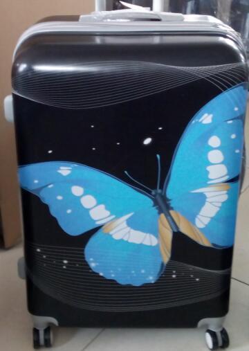 beauty 3pcs travel suitcase girls school trolley bag air plane boarding case