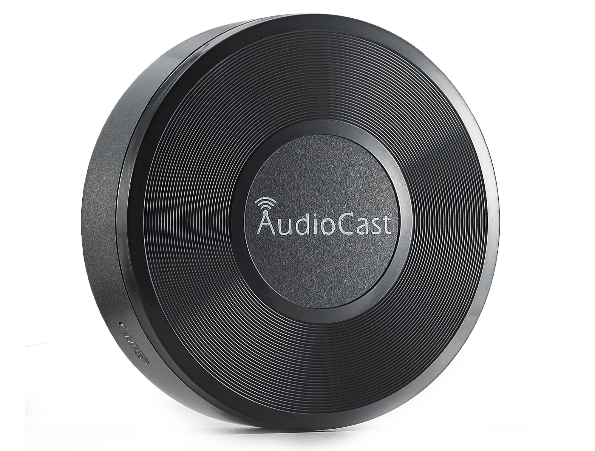 wifi music streamer / audiocast for multi-room streaming system