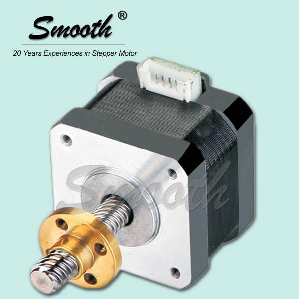 Hybrid linear actuator stepper motor Nema 8- 34