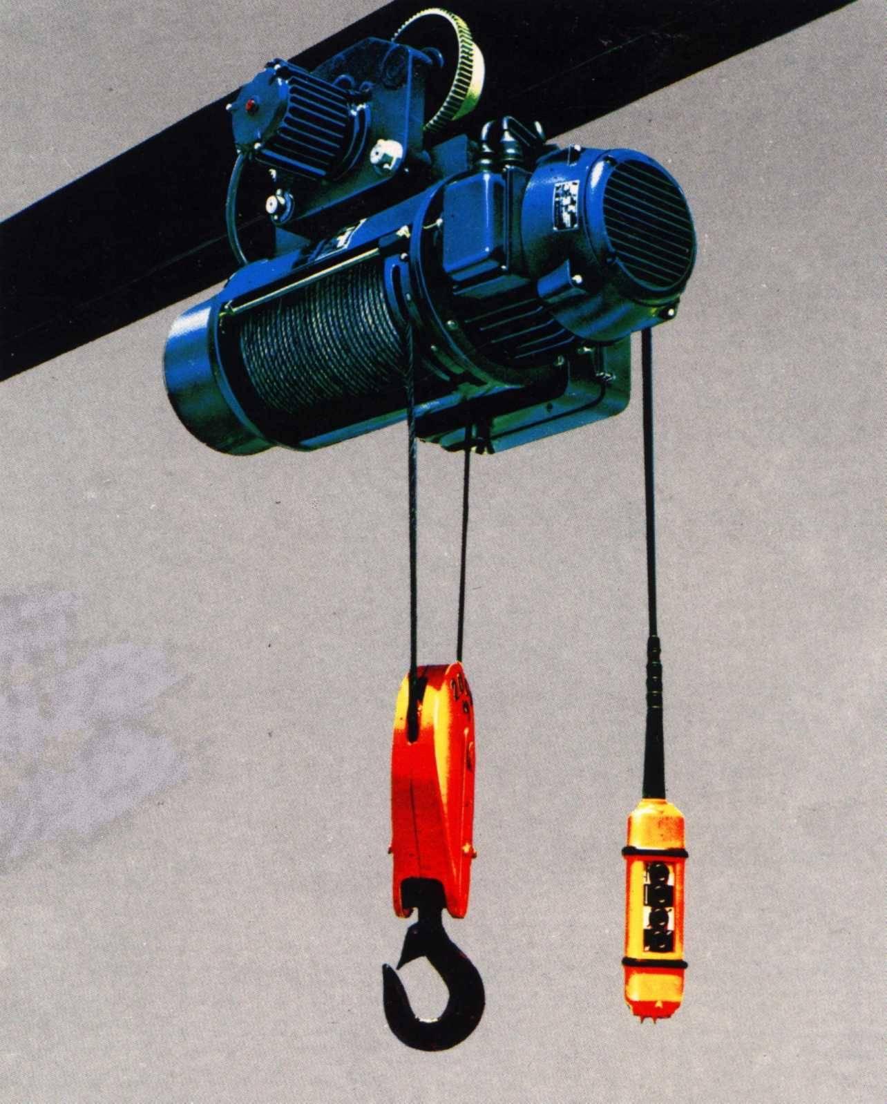 CD1, MD1 electric hoist
