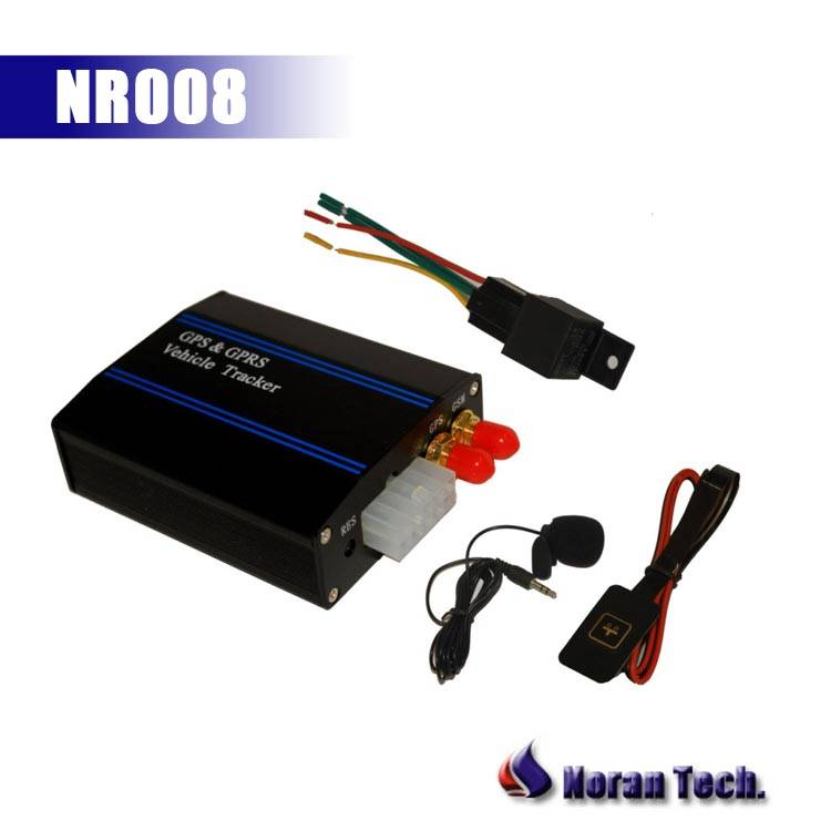 With fuel monitoring Function and GPS car Tracker fuel monitor