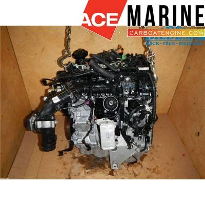 BMW 1 F20 engine - 11002220833 - N47D20C / 11002220833 - build 2013