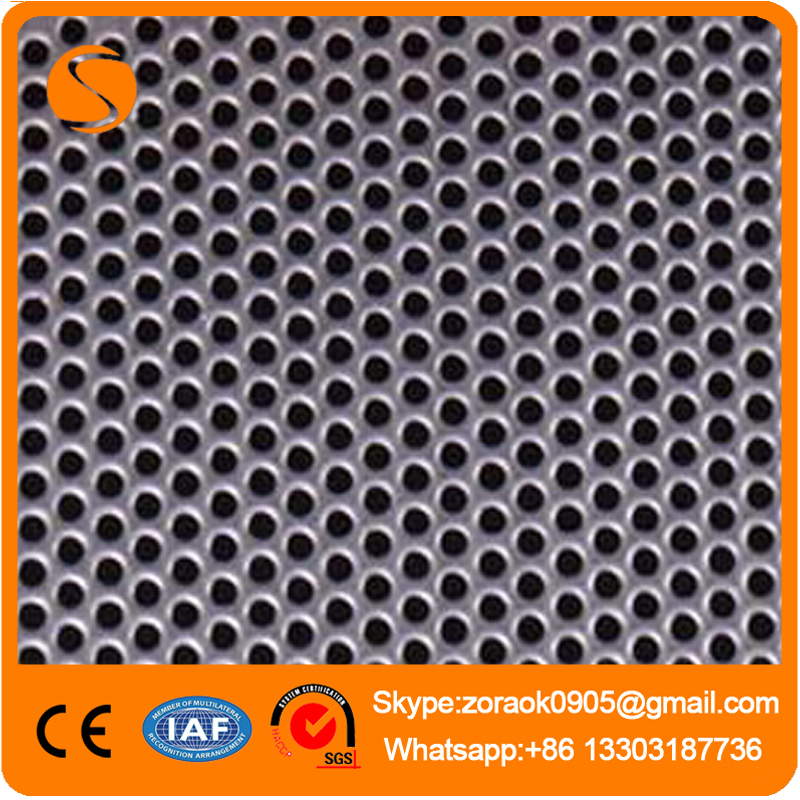 Stainless steel Perforated mesh in anping